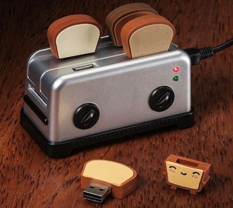 USB-Toaster-Hub